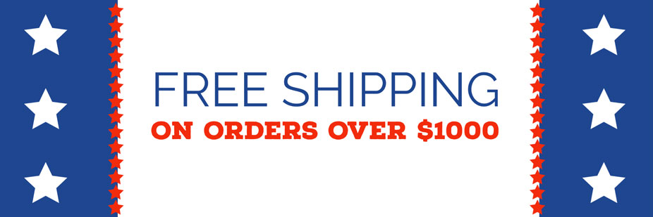Free Shipping Over $1000 v2